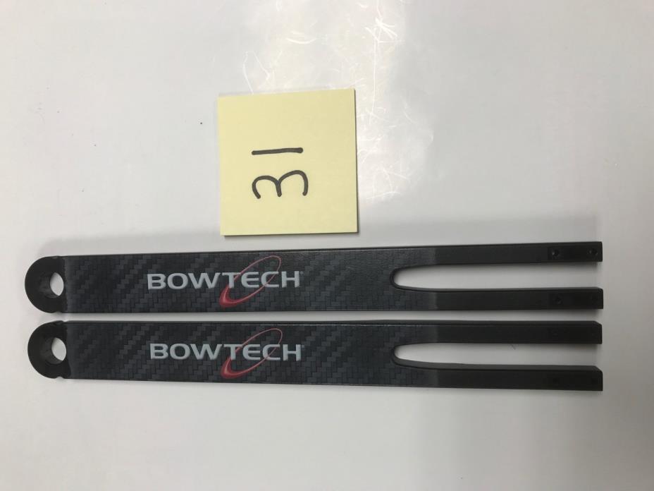 Bowtech Carbon Overdrive Compound Bow Limb Set New 70 pound