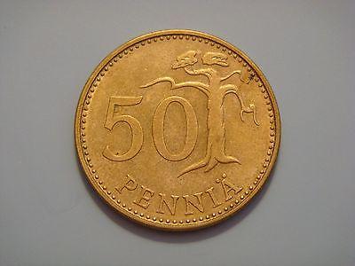 Finland 50 Pennia, 1971