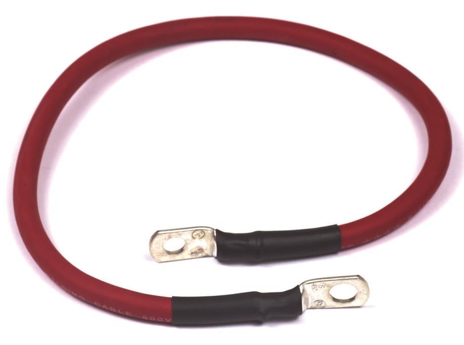 BRIGGS & STRATTON 5416K CABLE BATT RED 18IN 3/8