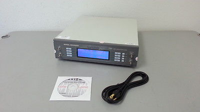 Signal Recovery 7265 Dual Phase DSP Lock-In Amplifier, 1 mHz to 250 kHz