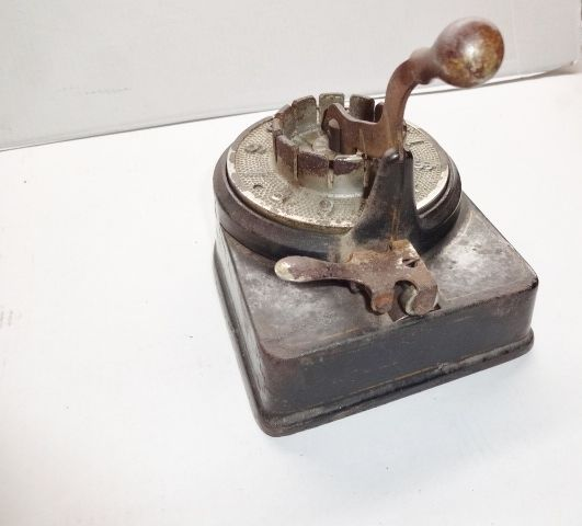 Antique Sittman & Pitt Check Punch/Perforator/Protector/Writer
