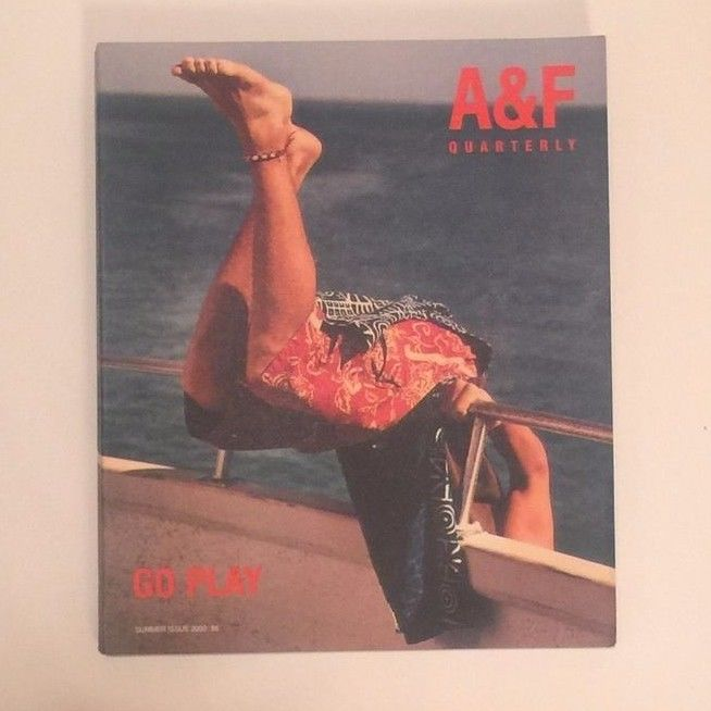Abercrombie & Fitch Summer 2000 Catalog