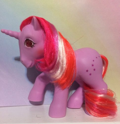 ~MY LITTLE PONY G1**Galaxy** Twinkle Eye Pony~ Vintage ( NEAR MINT )