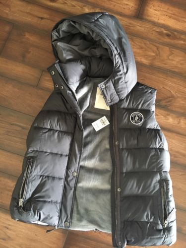NWT Women's Large Abercrombie & Fitch vest