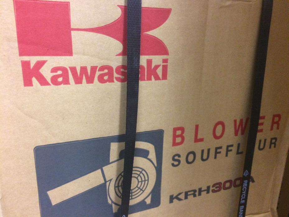 KAWASAKI KRH300A Handheld Blower (Landscape Outdoor Power Equipment) NIB