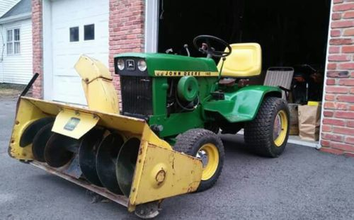 Lawn Tractor With Rear Pto : John deere rear pto for sale classifieds