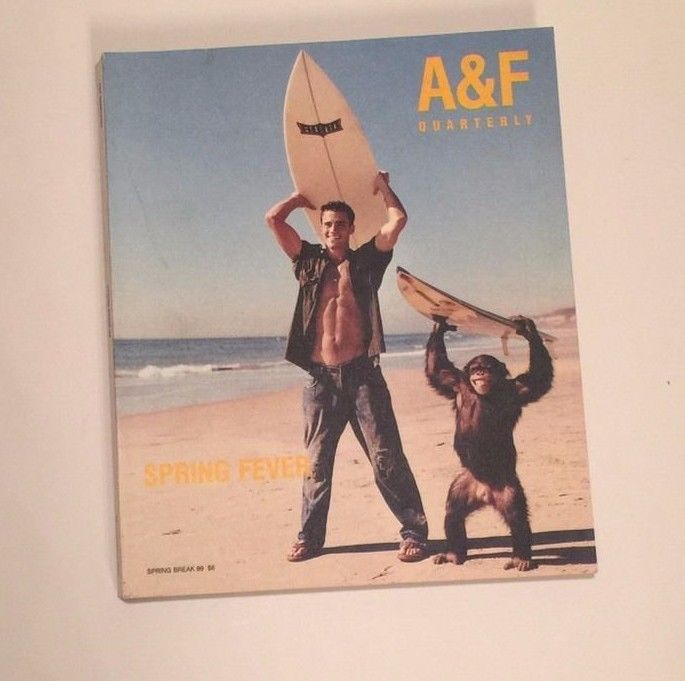 Abercrombie & Fitch Spring Break 1999 Catalog