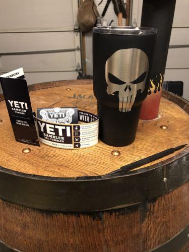 New Yeti 30oz Punisher Yeti Type Stainless Cup