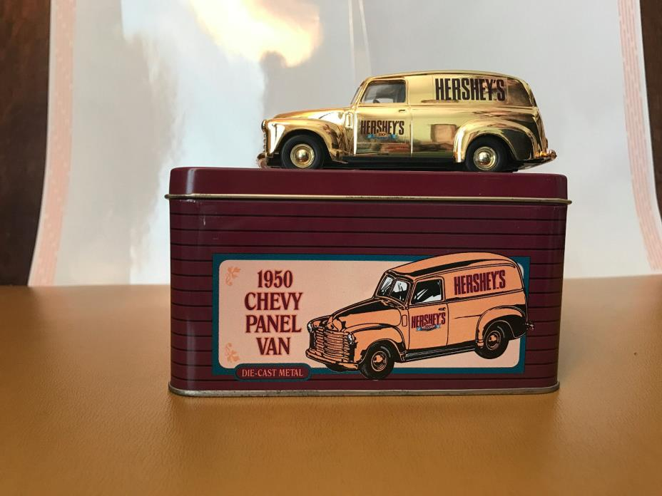 Hershey's 1950 Chevy Van