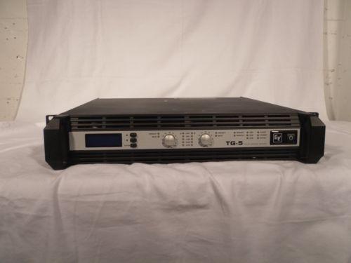 USED-EV-TG-5- Used Electro Voice TG-5 Amp