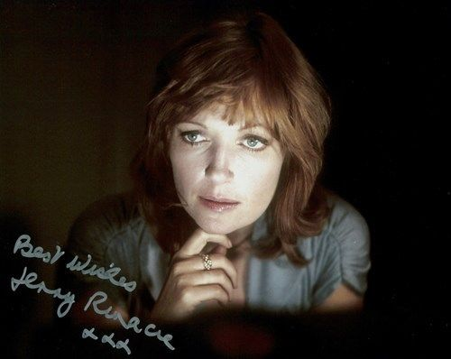 Jenny Runacre The Passenger Signed 8x10 Autograph Photo