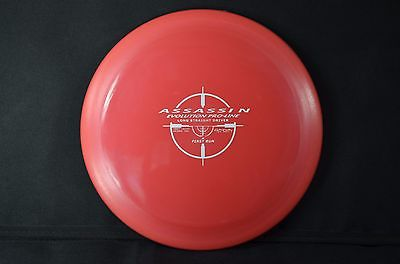 Assassin Evolution 1st Run 174g Long Straight Driver New Gateway PRIME Disc Golf