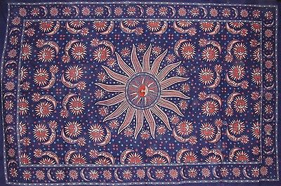 Celestial Tapestry Cotton Bedspread 106
