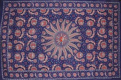 Celestial Tapestry Cotton Bedspread 106