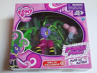 MLP Mane-iac Mayhem of the Power Ponies 2014 Target Exclusive NIP