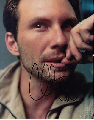 Christian Slater Signed Auto Autograph 8x10 Photo
