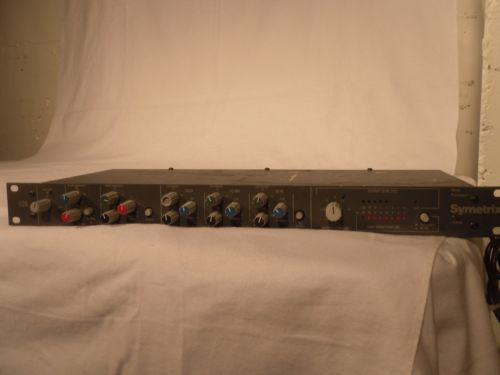 USED-SYMETRIX-528- Used Symetrix 528 Voice Processor