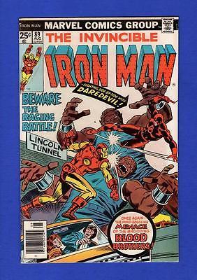 IRON MAN #89 VF