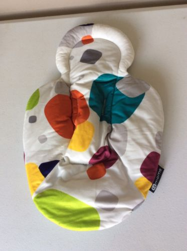 4Moms NEWBORN INSERT Multi Color for MamaRoo, BounceRoo, RockaRoo. Reversible