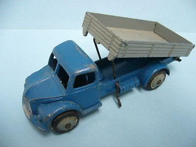 VINTAGE DINKY DODGE TRUCK blue/Grey