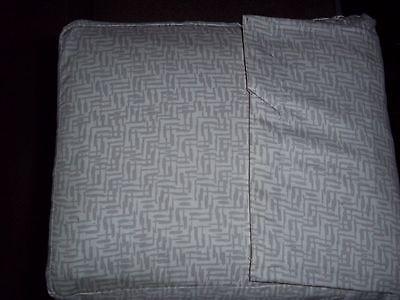 Brand New Nate Berkus Gray King size Sheet set