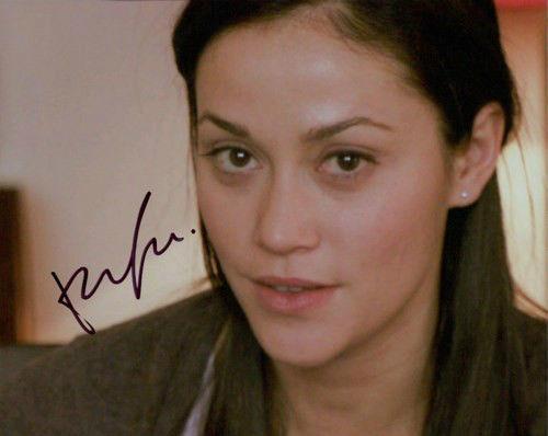 Fernanda Andrade Signed 8x10 Autograph Photo