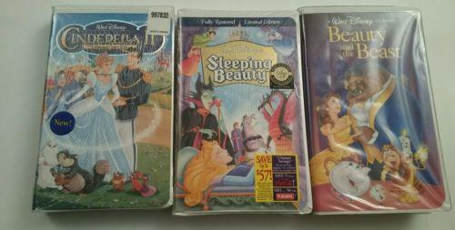A Walt Disney Classic VHS