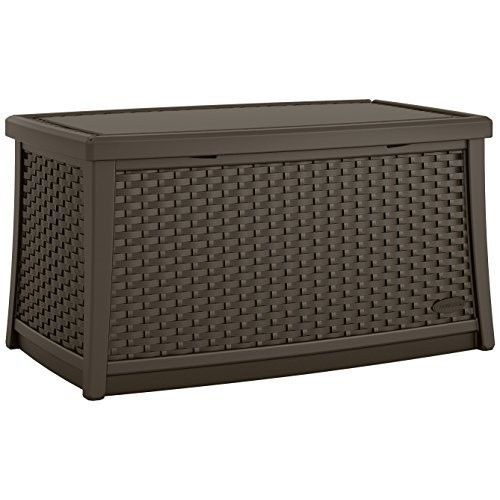Outdoor Storage Boxes Patio Furniture Coffee Table Box Storage Organizer Garden