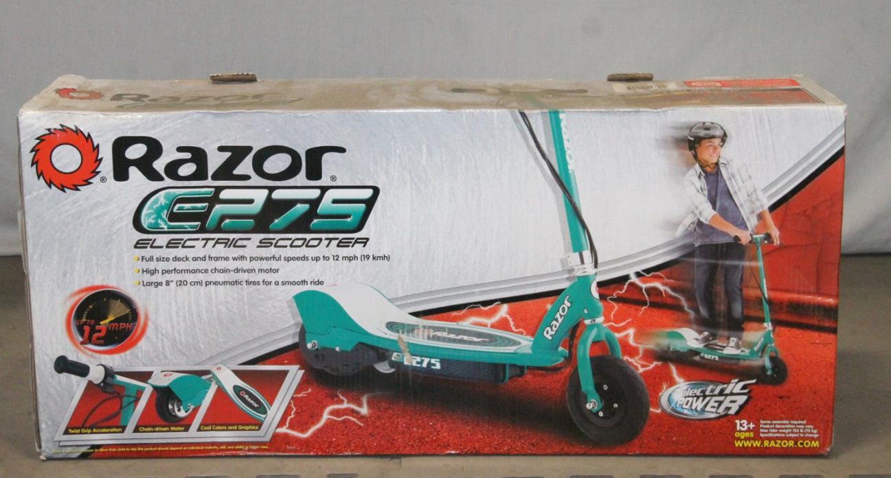 RAZOR E2752 ELECTRIC SCOOTER (LOC A-96)