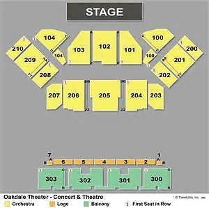 2 Bob Dylan Orchestra tickets Oakdale Theater CT 06/18/17