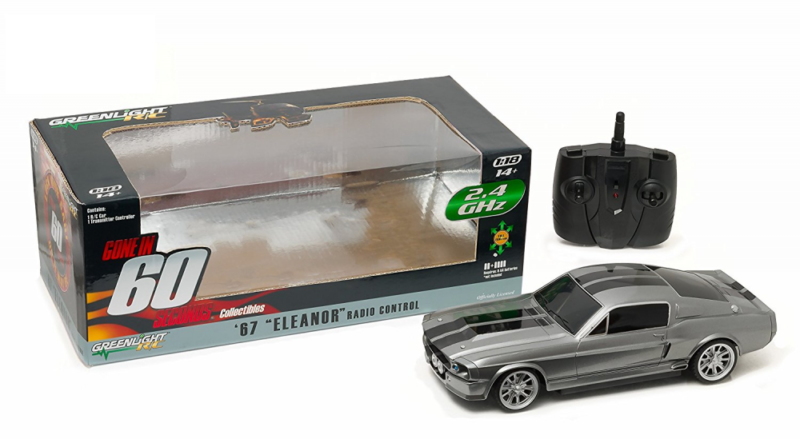 GreenLight Gone in Sixty S (2000) - 1967 Ford Mustang