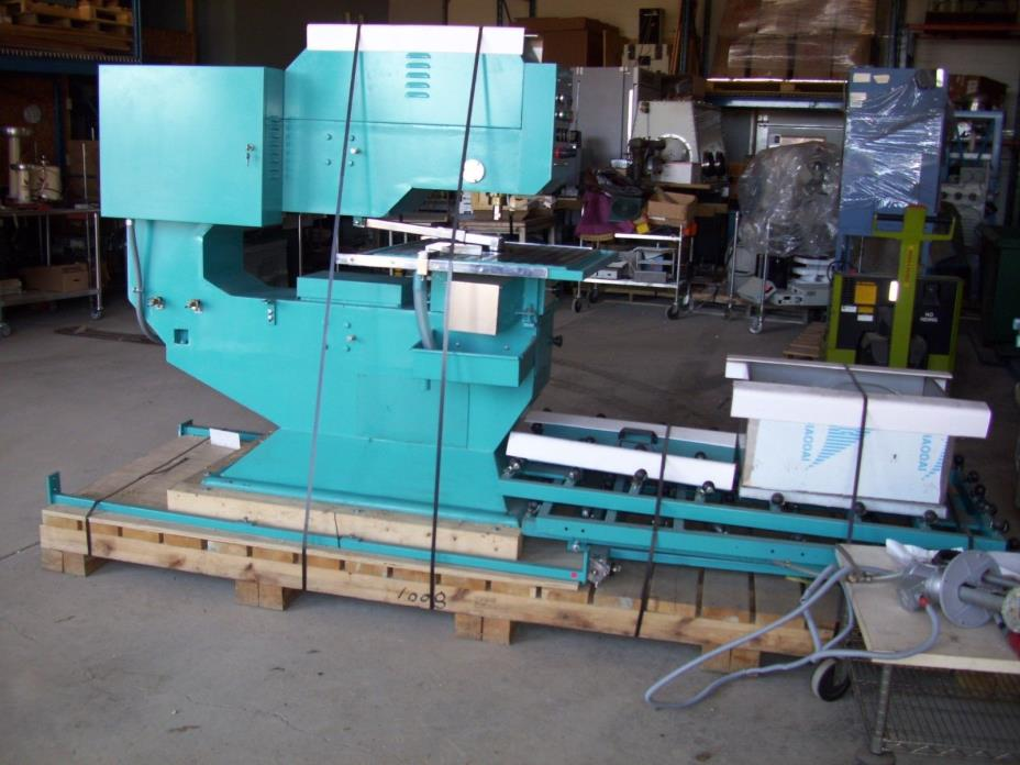 Ervin Sales Group ZX100 ZK80 Horizontal Automatic Glass Drilling Machine Drill