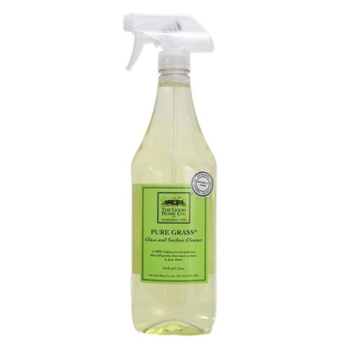 The Good Home Co. Pure Grass Glass and Surface Cleaner - 32 oz