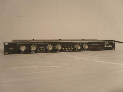 USED-SYMETRIX-501- Used Symetrix 501 Audio Processor