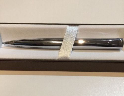 CROSS Sage Chrome & Black Lined Mechanical PENCIL NEW Best Price 0.7mm