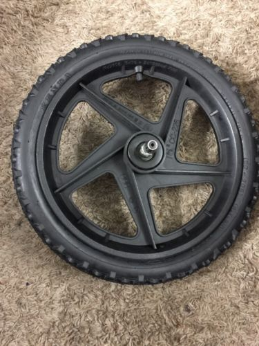 Bob stroller wheel and tire (16 inch for sport utility Front  Tire Wheel.
