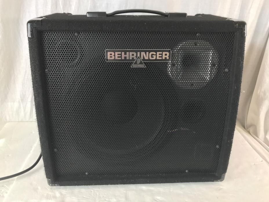 Behringer UltraTone K1800FX 180-Watt 4-Channel 1 x 12