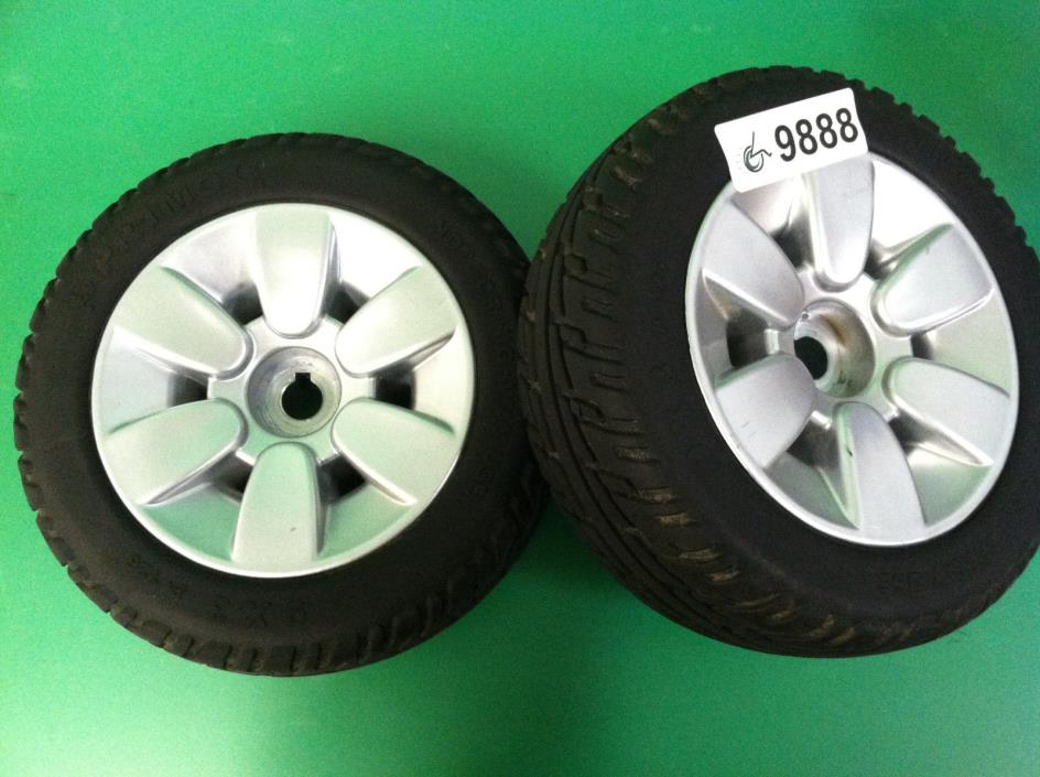 Wheels & Tires for Pride Jazzy Select Elite Power chair #9888