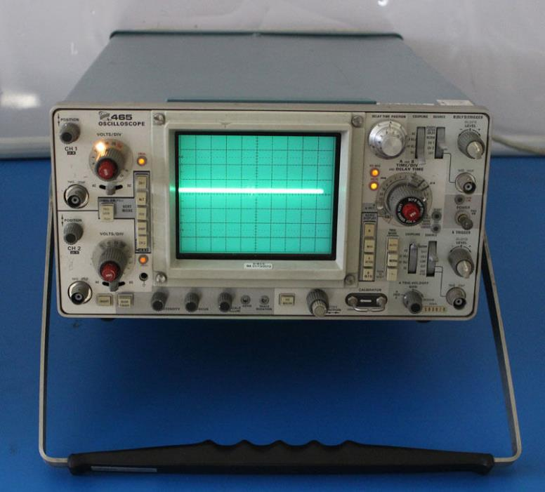 Tektronix Analog Oscilloscope : Analog oscilloscopes for sale classifieds