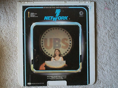Network Videodisc (Very good movie)