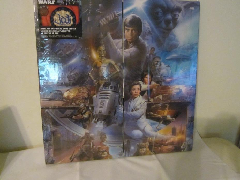 Star Wars Jodi Steel Tip Boartboard Game New Unopened