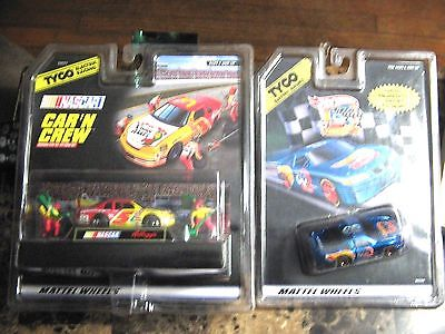 Tyco HO Car- N- Crew Kellogs Corn Flakes  Slot Car  no.33571/banded 30th pontiac