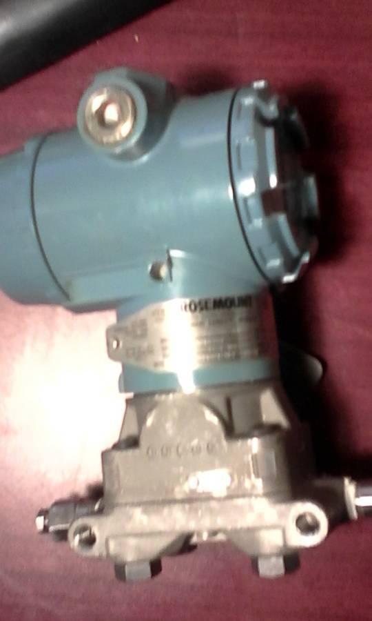 New Rosemount 3095 MultiVariable™ Transmitter w MODBUS,warranty