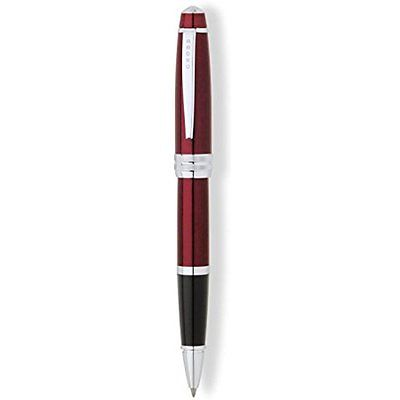 Cross Bailey Red Lacquer Rollerball Pen (AT0455-8)