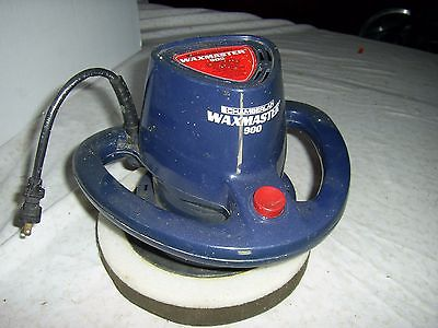 Chamberlan Wax Master 900 electric car/truck/boat buffer polisher waxer