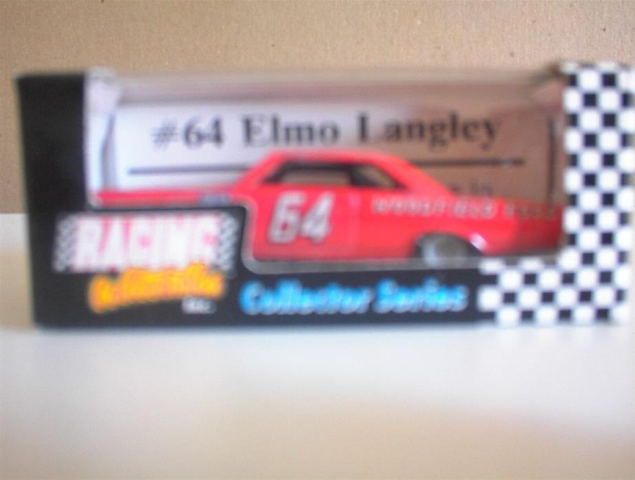 Elmo Langley 1965 Ford 1/64 RCCA Vintage NASCAR