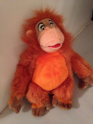 Disney Jungle Book Plush Ape