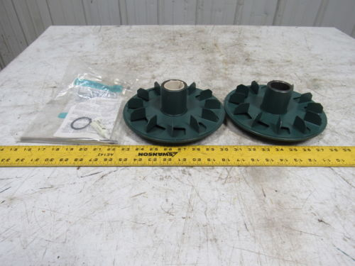 Dodge 41511244EC Reeves Drive Disc Kit Size 200
