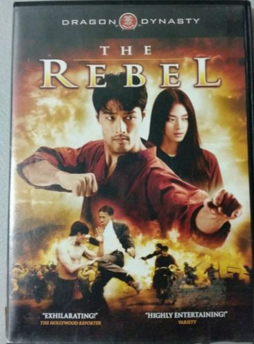 THE REBEL: Thanh Van Ngo, Dustin Nguyen Johnny Nguyen Charlie Nguyen 1 disc dvd
