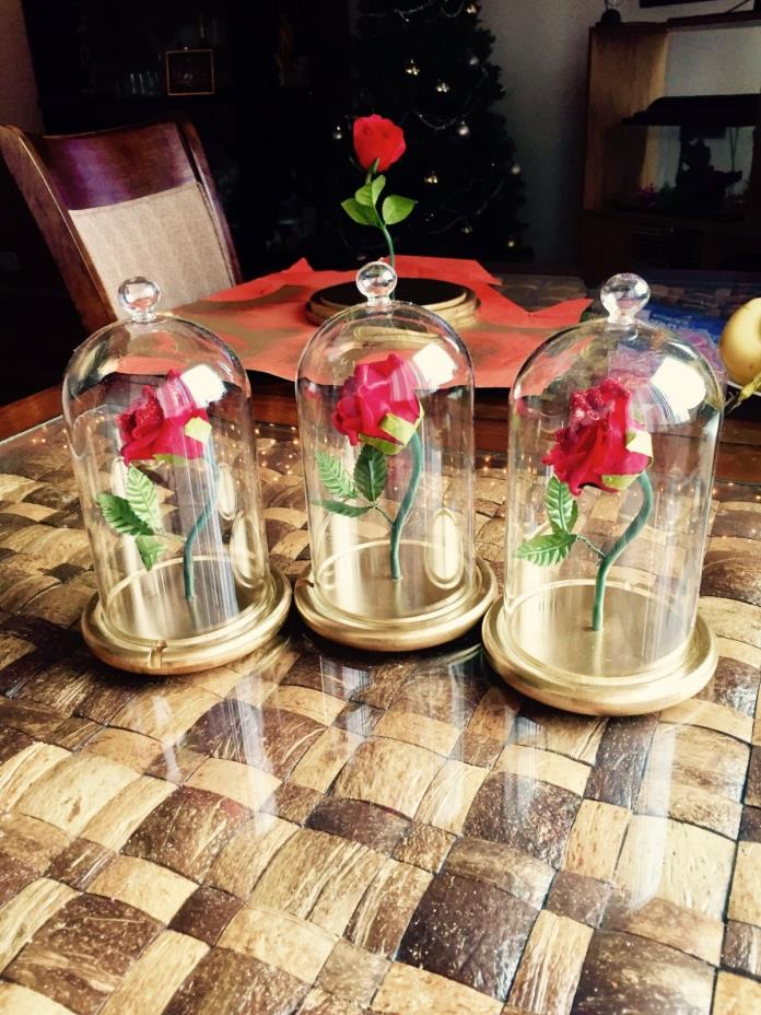 Beauty And The Beast Enchanted Rose For Sale Classifieds